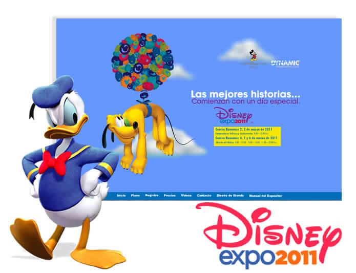 EXPODISNEY 2011