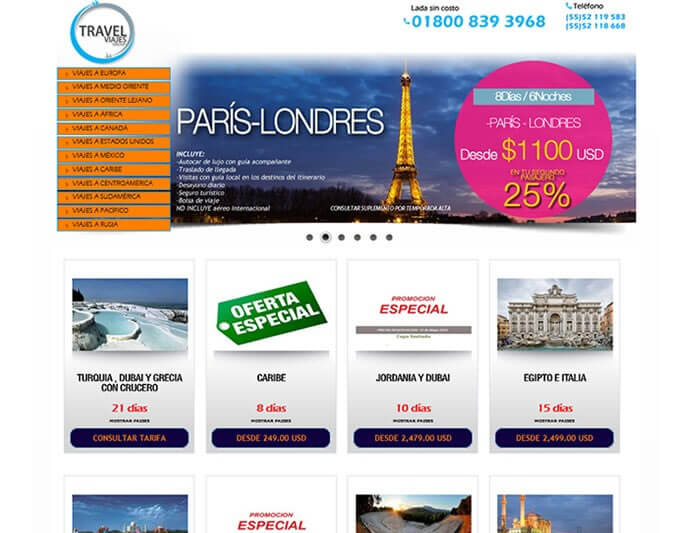 Travel Viajes Group