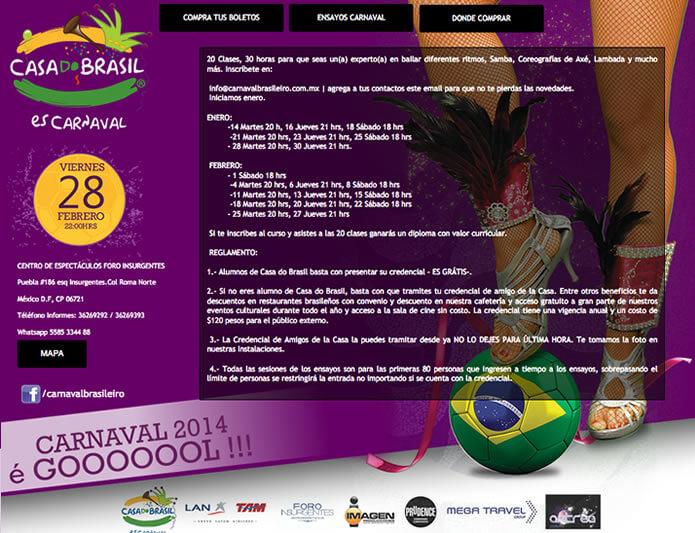 Carnaval Brasilerio