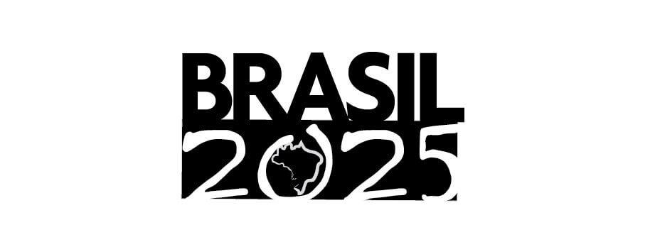 Brasil 2025 diseño de imagen corporativa