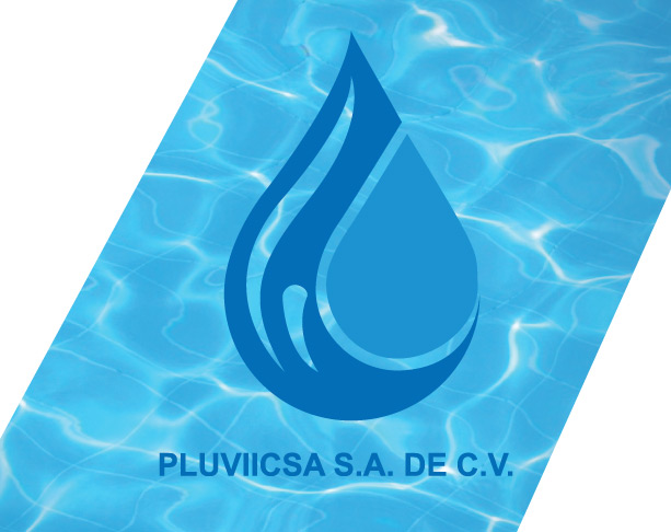 diseño de logotipo pluviicsa